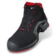 Uvex 1 Black & Red Boot